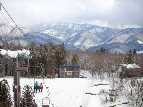 Hakuba Winter 12